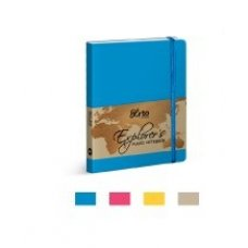 CR36965 ARTO EXPLORER'S RULED NOTE BOOK A5