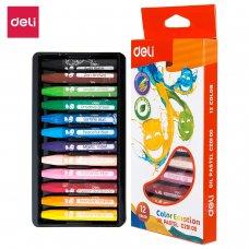 C20100 Deli Oil Pastel 12 Colors