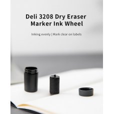 E3208 Deli Ink Wheel 18mm