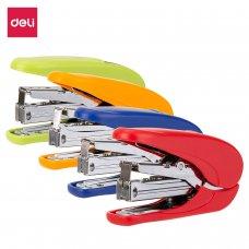 E0365 Deli Effortless Stapler with Staples#10
