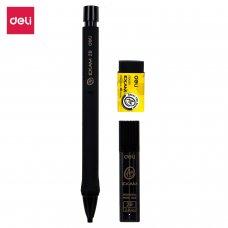 EU61021 Deli 2mm Lead Mechanical Pencil