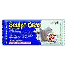 Mungyo Sculpt Dry  Clay 1000g